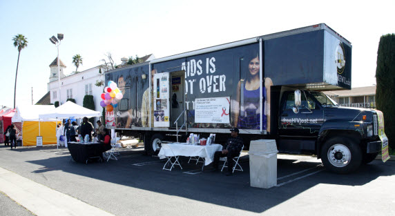 Drew University HIV Mobile Testing Project