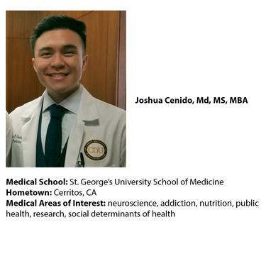 Joshua Cenido