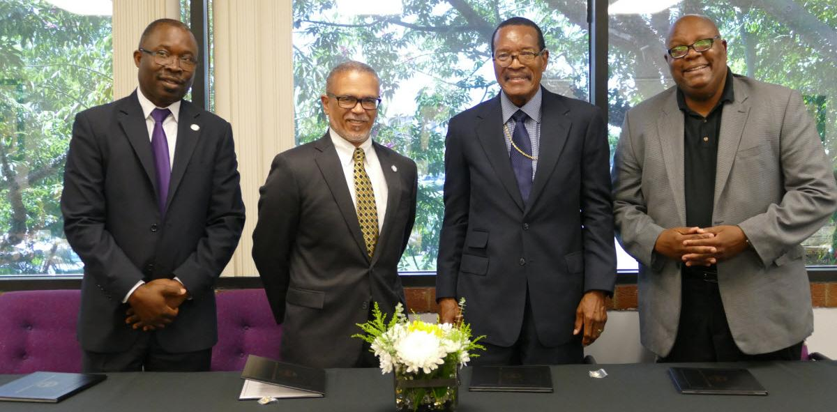 CDU Enters into Unprecedented Partnership with West Angeles C.O.G.I.C to Increase Pathways to Medical Education