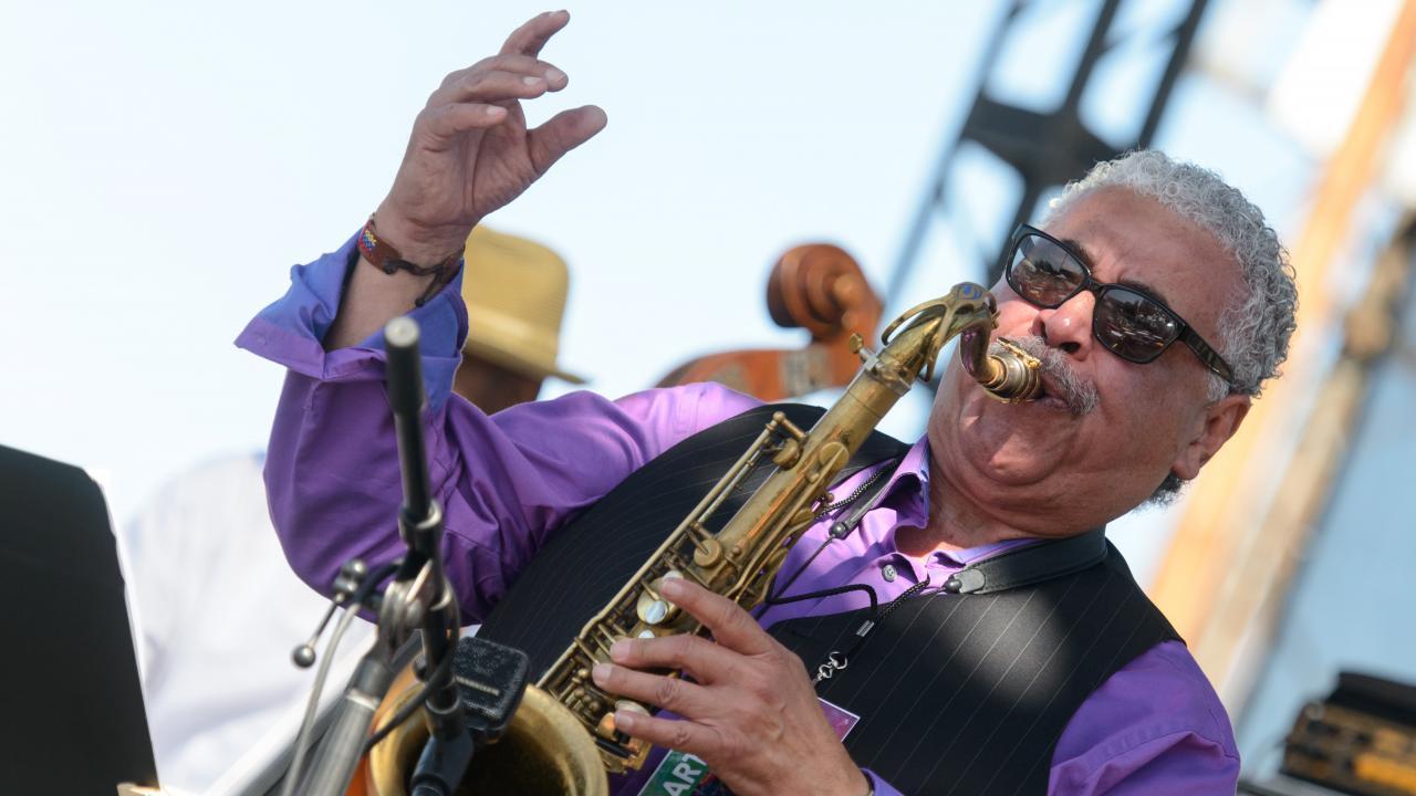Jazz cộng đồng tại Drew
