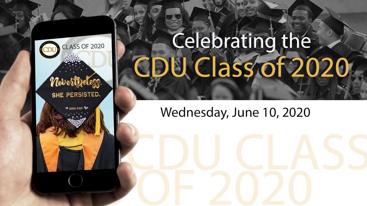 Xin chúc mừng Lớp CDU 2020