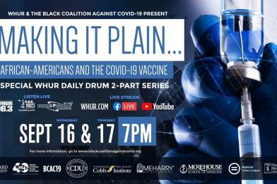 African Americans and the COVID-19 Vaccine Town Hal