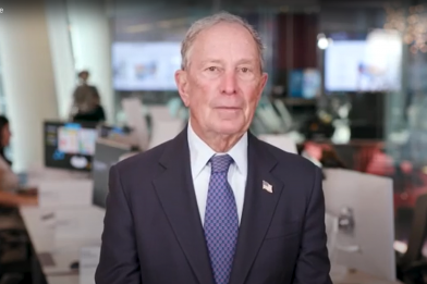 Message from Mike Bloomberg to CDU Students Regarding His Generous Gift